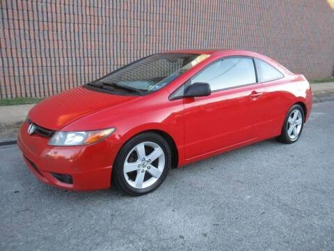 2007 Honda Civic for sale at G1 AUTO SALES II in Elizabeth NJ