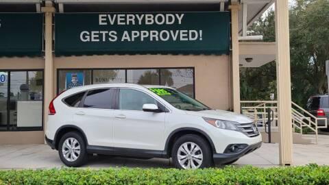 2014 Honda CR-V for sale at Dunn-Rite Auto Group in Longwood FL
