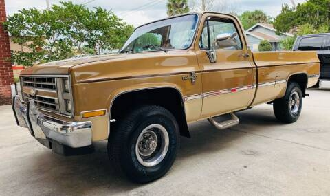 1985 Chevrolet C/K 10 Series for sale at PennSpeed in New Smyrna Beach FL