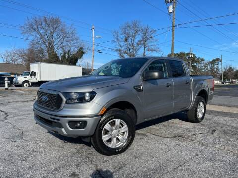 2020 Ford Ranger for sale at RC Auto Brokers, LLC in Marietta GA