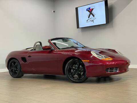 2000 Porsche Boxster for sale at TX Auto Group in Houston TX