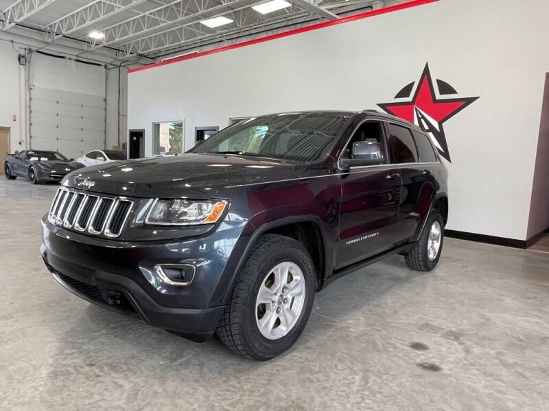 2014 Jeep Grand Cherokee for sale at CarNova - Shelby Township in Shelby Township MI
