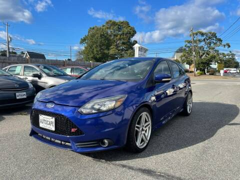 2014 Ford Focus for sale at Auto Cape in Hyannis MA