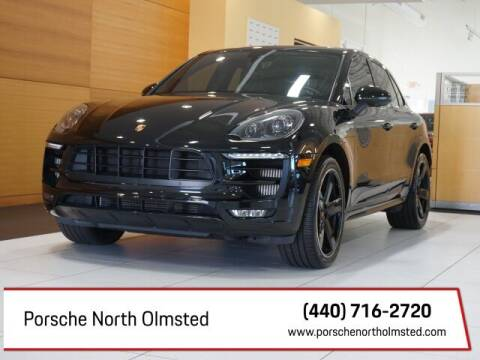2017 Porsche Macan for sale at Porsche North Olmsted in North Olmsted OH