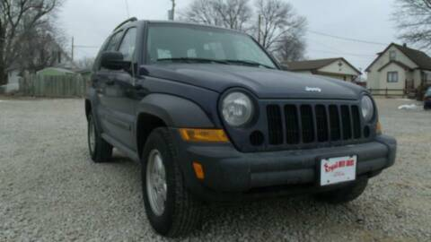 2007 Jeep Liberty for sale at ROYAL AUTO SALES INC in Omaha NE