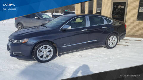 2014 Chevrolet Impala for sale at CARTIVA in Stillwater MN