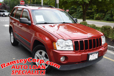 2006 Jeep Grand Cherokee for sale at Ramsey Corp. in West Milford NJ