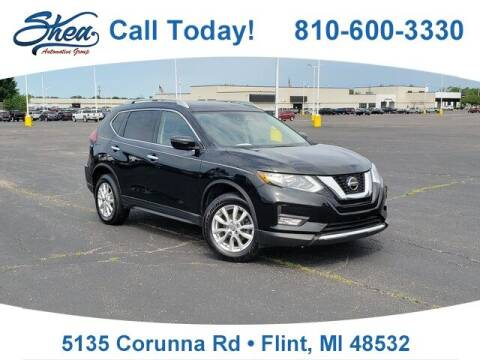 2019 Nissan Rogue for sale at Erick's Used Car Factory in Flint MI