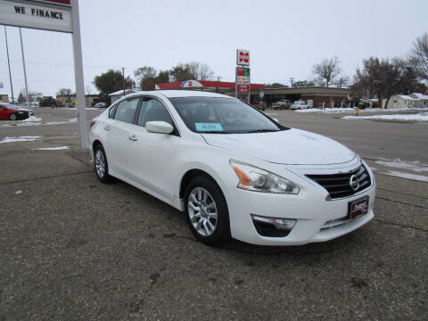2014 Nissan Altima for sale at Padgett Auto Sales in Aberdeen SD