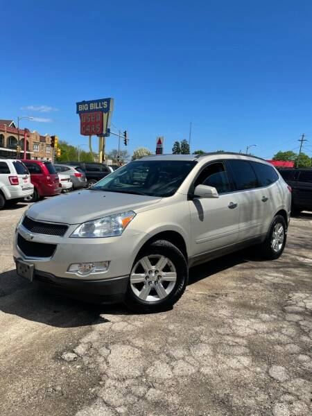 2011 Chevrolet Traverse for sale at Big Bills in Milwaukee WI
