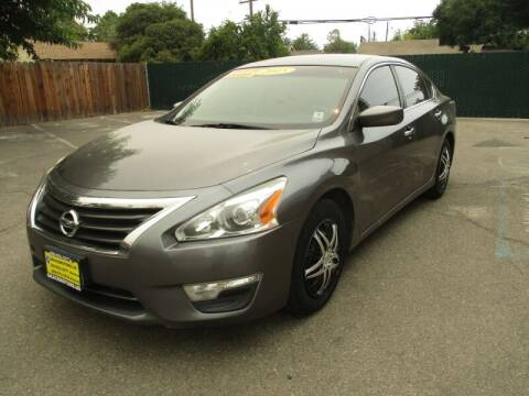 2015 Nissan Altima for sale at Grace Motors in Manteca CA
