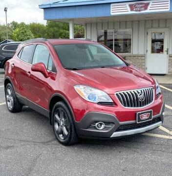 2013 Buick Encore for sale at Clapper MotorCars in Janesville WI