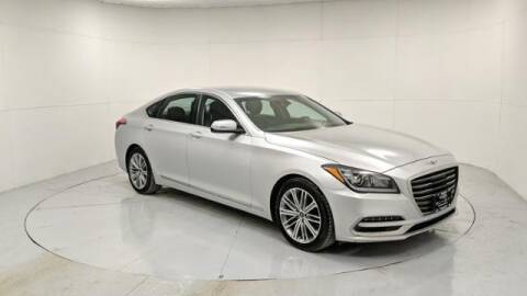 2018 Genesis G80 for sale at ROGERS  AUTO  GROUP in Chicago IL