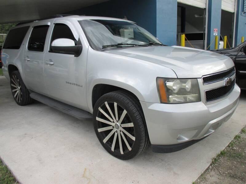 2010 Chevrolet Suburban for sale at New Gen Motors in Bartow FL