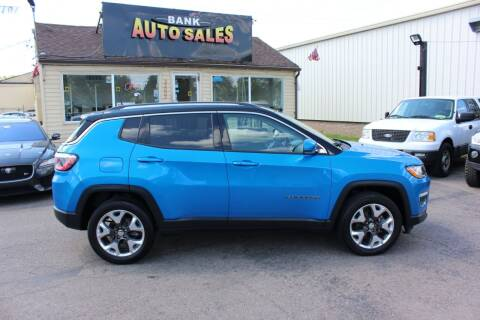 2019 Jeep Compass for sale at BANK AUTO SALES in Wayne MI