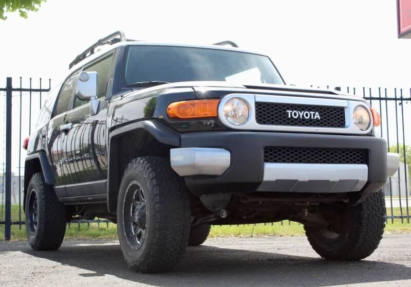 2012 Toyota FJ Cruiser for sale in Orem, UT