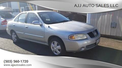 2004 Nissan Sentra for sale at McMinnville Auto Sales LLC in Mcminnville OR