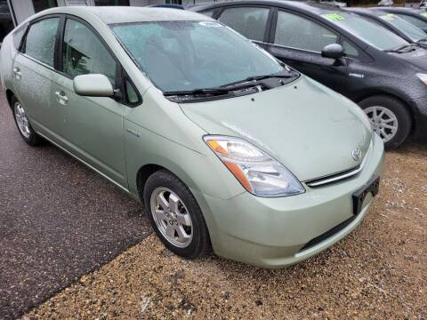 2009 Toyota Prius for sale at SCENIC SALES LLC in Arena WI