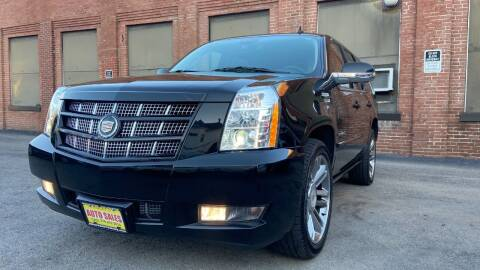2014 Cadillac Escalade for sale at Rocky's Auto Sales in Worcester MA