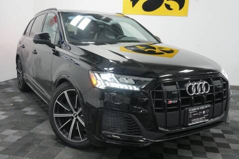 2021 Audi SQ7 for sale at Carousel Auto Group in Iowa City IA