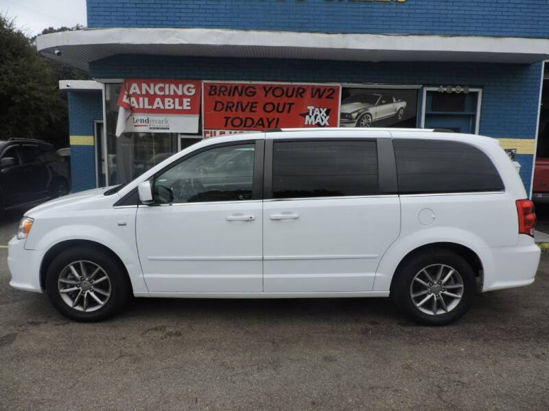 2014 Dodge Grand Caravan for sale at Drive Auto Sales & Service, LLC. in North Charleston SC