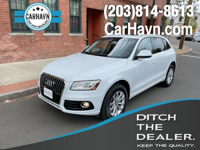2014 Audi Q5 for sale in New Haven, CT
