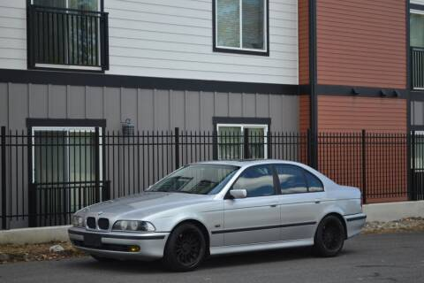 1999 BMW 5 Series for sale at Skyline Motors Auto Sales in Tacoma WA