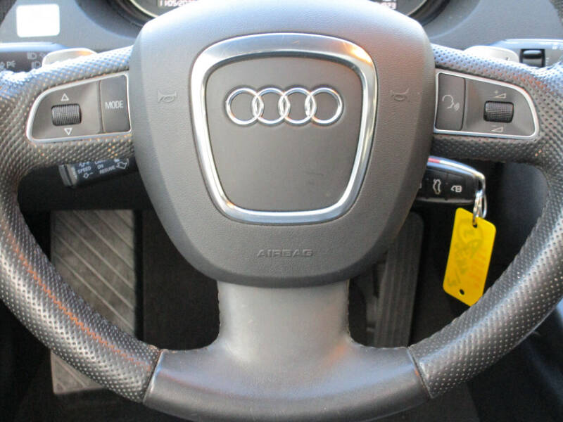 2012 Audi A3 2.0 TDI Premium Plus 4dr Wagon - Dallas TX