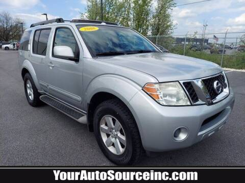 2008 Nissan Pathfinder for sale at Your Auto Source in York PA