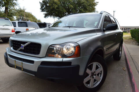 2004 Volvo XC90 for sale at E-Auto Groups in Dallas TX