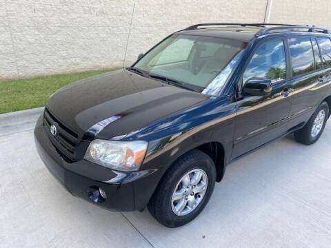2004 Toyota Highlander for sale at Raleigh Auto Inc. in Raleigh NC