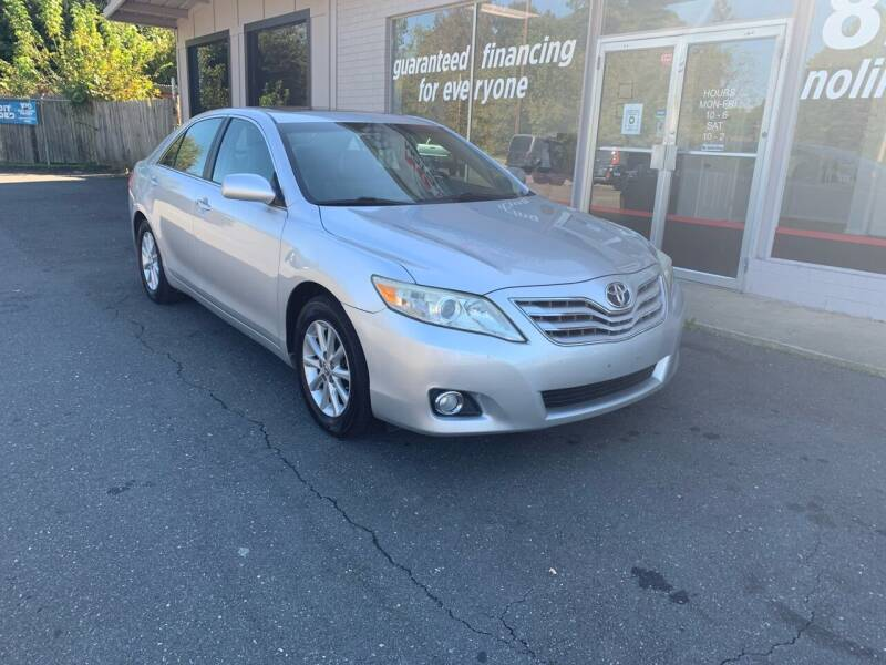 2011 Toyota Camry for sale at NO LIMIT MOTORSPORTS in Belmont NC