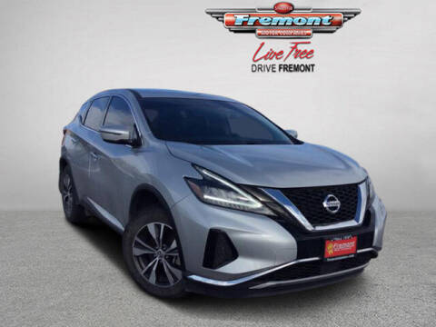 2020 Nissan Murano for sale at Rocky Mountain Commercial Trucks in Casper WY