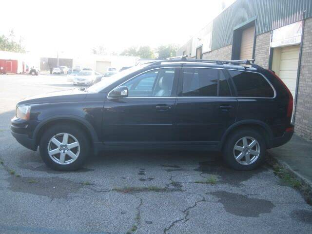 2007 Volvo XC90 for sale at ELITE AUTOMOTIVE in Euclid OH