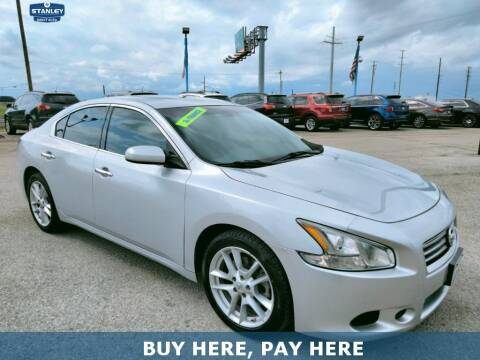 2014 Nissan Maxima for sale at Stanley Direct Auto in Mesquite TX