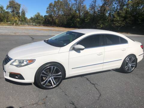 2010 Volkswagen CC for sale at Augusta Auto Sales in Waynesboro VA