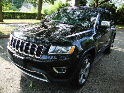 2015 Jeep Grand Cherokee for sale at Discount Auto Sales in Passaic NJ