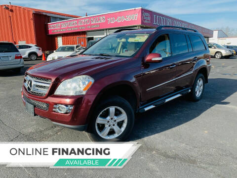 2007 Mercedes-Benz GL-Class for sale at LUXURY IMPORTS AUTO SALES INC in North Branch MN