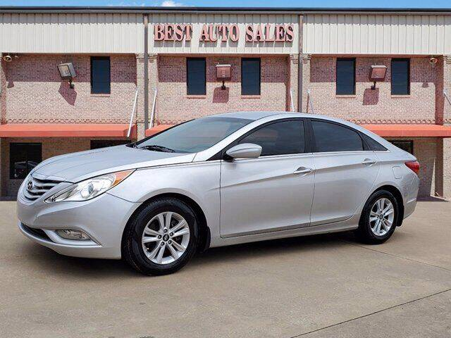 2013 Hyundai Sonata for sale at Best Auto Sales LLC in Auburn AL