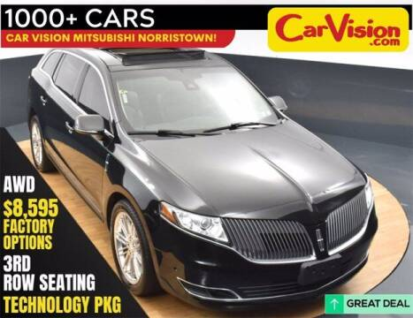 2013 Lincoln MKT for sale at Car Vision Buying Center in Norristown PA