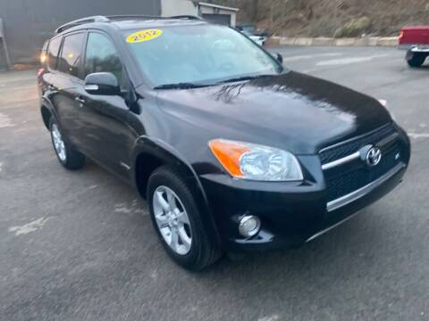 2012 Toyota RAV4 for sale at Worldwide Auto Group LLC in Monroeville PA