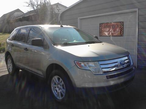 2008 Ford Edge for sale at Marty's Auto Sales in Lenoir City TN