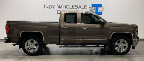 2014 Chevrolet Silverado 1500 for sale at Indy Wholesale Direct in Carmel IN