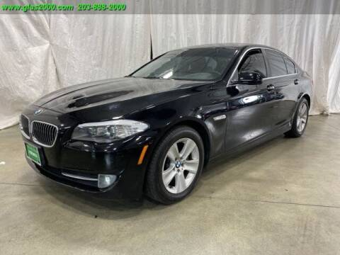 2013 BMW 5 Series for sale at Green Light Auto Sales LLC in Bethany CT
