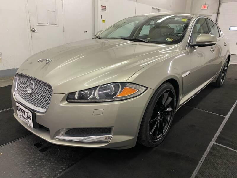2012 Jaguar XF for sale at TOWNE AUTO BROKERS in Virginia Beach VA