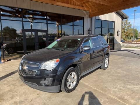 2012 Chevrolet Equinox for sale at Premier Auto Source INC in Terre Haute IN