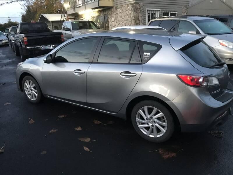2012 Mazda MAZDA3 i Touring 4dr Hatchback 6A - Portland OR