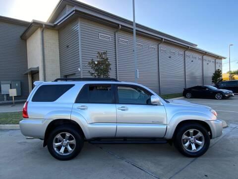 2009 Toyota 4Runner for sale at AC MOTORCARS LLC in Houston TX