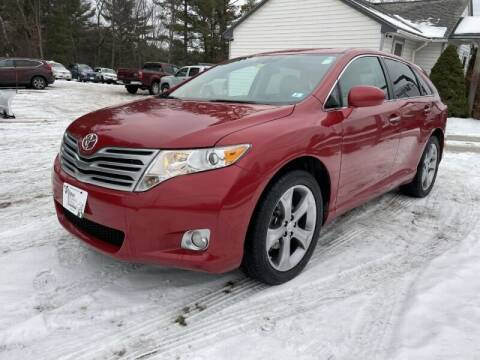 2012 Toyota Venza for sale at Williston Economy Motors in Williston VT