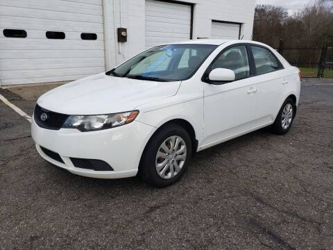 2010 Kia Forte for sale at JMD Auto LLC in Taylorsville NC